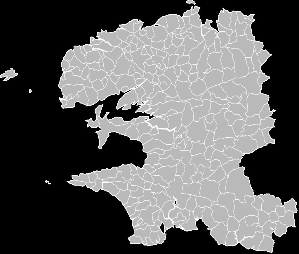 Communes du Finistère